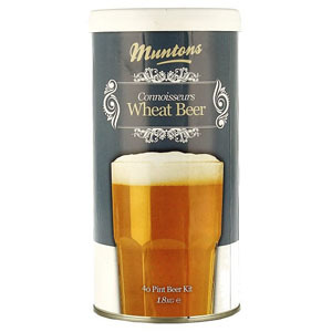 Набор Muntons Wheat Beer 1,8 кг.