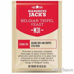 Дрожжи Mangrove Jack's M31 Belgian Tripel